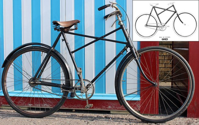 1910s Components X Frame (Wearwell) 0