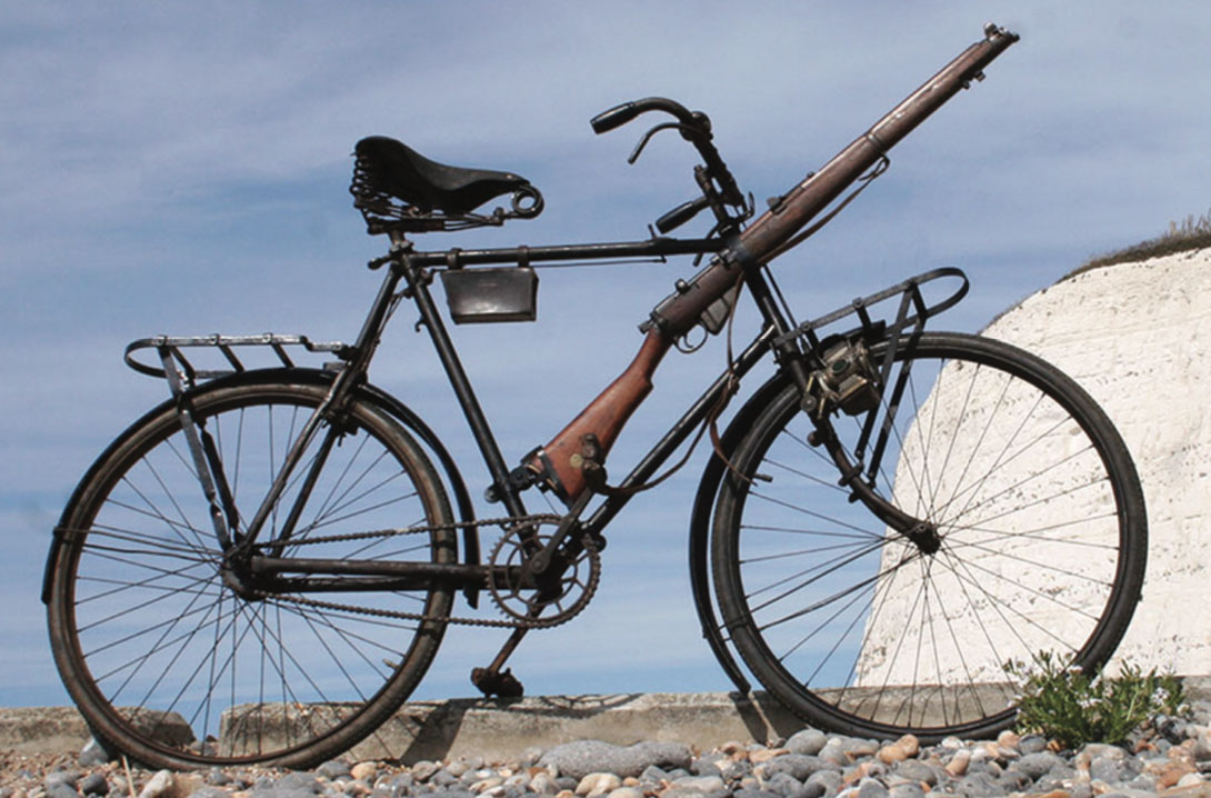 new hudson military bicycle