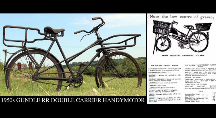 1950s Gundle 'RR' Handymotor (for Vincent Firefly) 05
