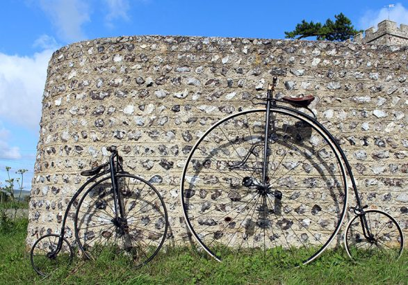 1880s 1890s Boys' Penny Farthing 0