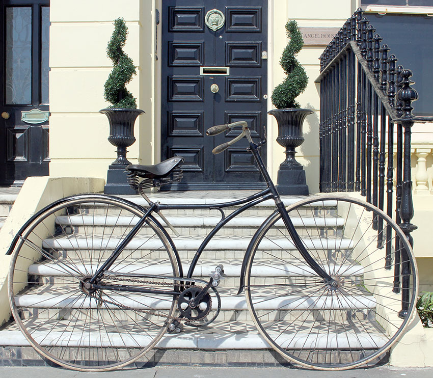 MAKERS: SINGER Cycle Co – The Online Bicycle Museum