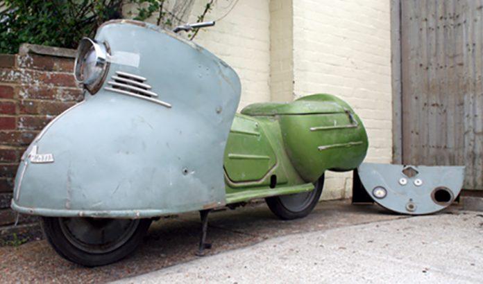 1950s Maicomobil 1
