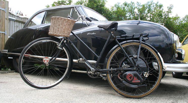 68 1951 Jagrose Cyclemaster