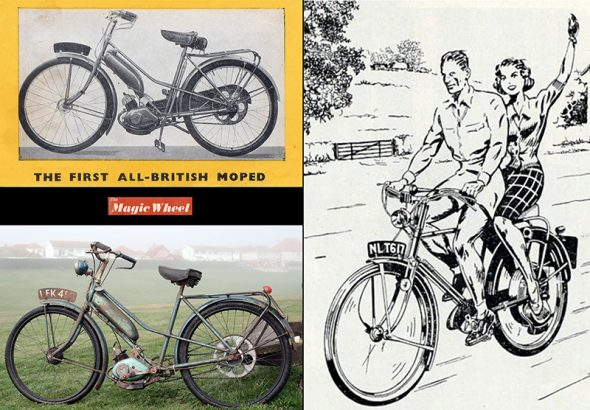 1955 Norman Cyclemate for sale