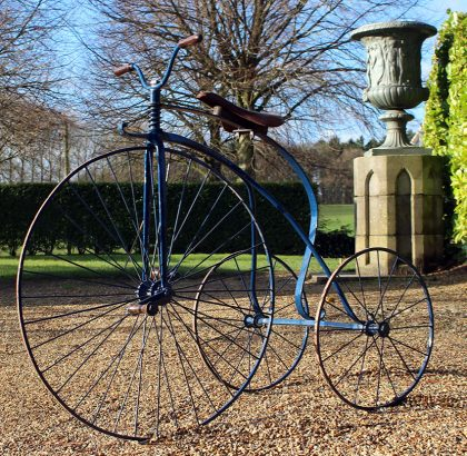 1870 Velocipede Tricycle 05