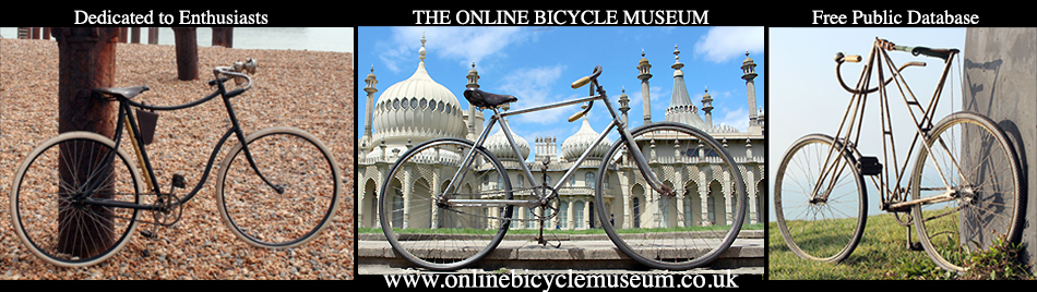 The Online Bicycle Museum