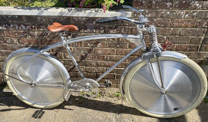 1939 Monark Silver King Flocycle 26X 46