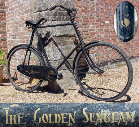 1926 Golden Sunbeam for Gentlemen 0