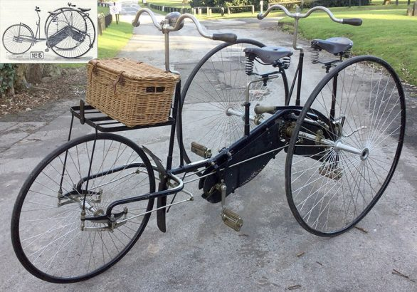 1887 Quadrant tandem tricycle 05 copy