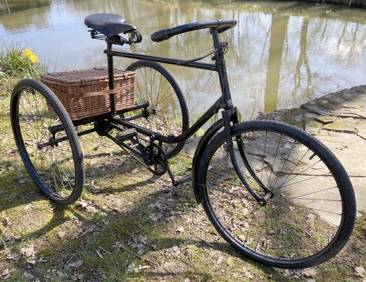 1901 Beeston Humber Tricycle 05