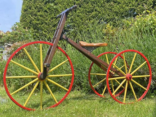 1880s tricycle