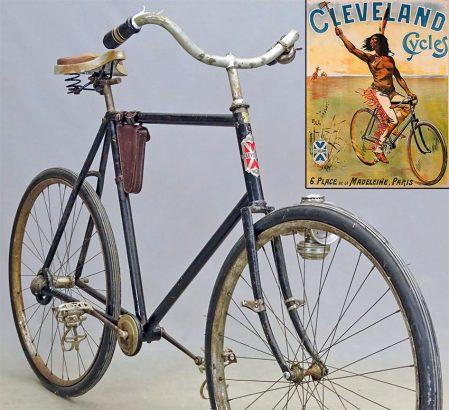 1898 Cleveland Bevel gear Chainless 04