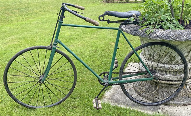 1893 safety bicycle