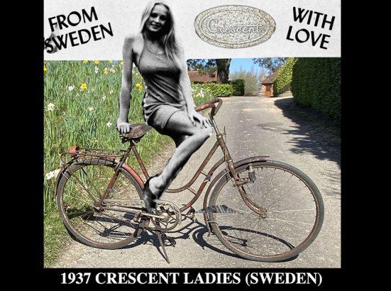 1937 Crescent Ladies Sweden 0