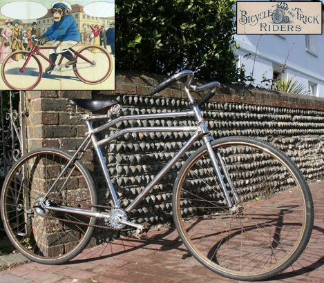 1950s-BSA-All-Chrome-Performer's-Bicycle-05