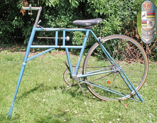1970s Buck Fit cycle shop rider size 000