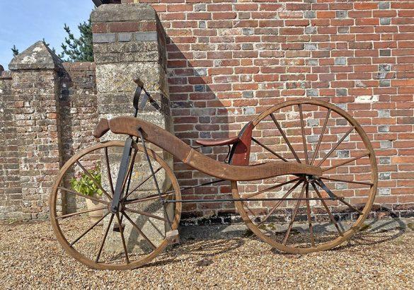 1839 Macmillan Bicycle Replica 66
