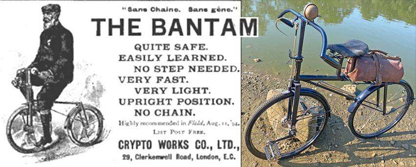 1894 Crypto No 3 Bantam 0