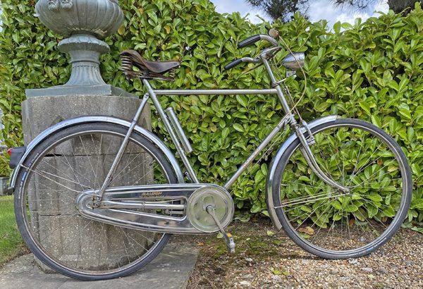 1979 Raleigh Superbe All-Chrome Boss Bike 75